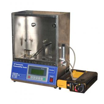 45Degree Automatic Flammability Tester