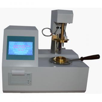 Full Automatic Open Cup Flash Point Tester