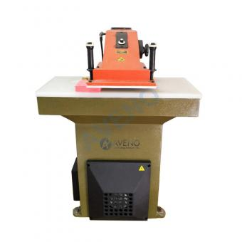 Rocker arm hydraulic cutting press