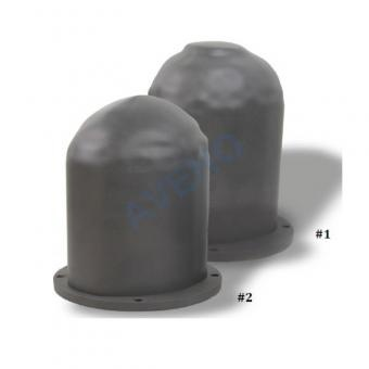 Helmet Safety Test Head Mold(2set)