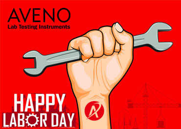 Happy Labor Day from AVENO Testing Instruments